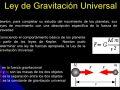 Ley de Newton sobre el movimiento de los planetas